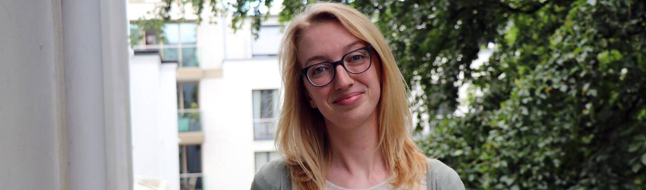 Anna Boch Guest Researcher at the Institute