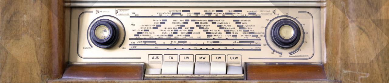 """Sounds like…"": Sounds from the Past and Historical Communications Processes"