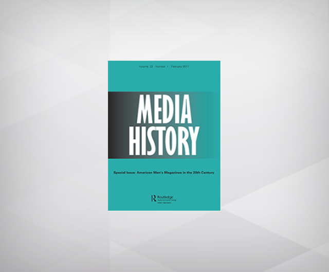 Entangled Media Histories. The Value of Transnational and Transmedial Approaches in Media Historiography