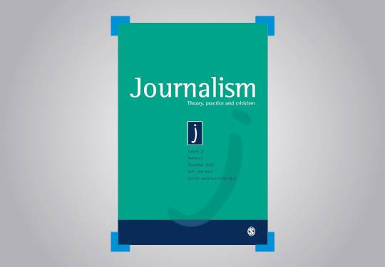 'X Journalism'. Exploring Journalism's Diverse Meanings Through the Names We Give It